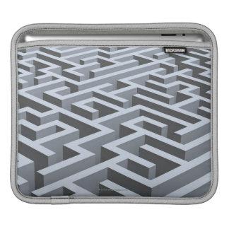 Maze 2 iPad sleeve