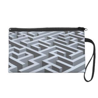 Maze 3 wristlet purse