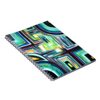 Maze design notebook