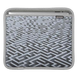 Maze iPad Sleeve