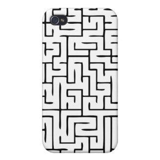 Maze iPhone 4 Cases