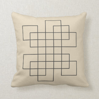 Maze Neutral Cushion