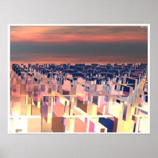 Maze of Addition Print