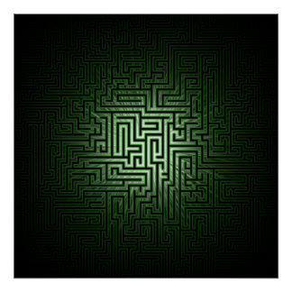 Maze Posters