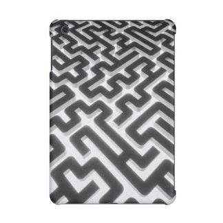 Maze Silver Black