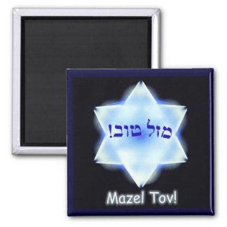 Mazel Tov Refrigerator Magnet