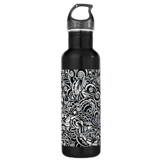 MAZO by smokeINbrains 710 Ml Water Bottle