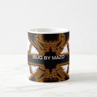 MAZO by smokeINbrains Basic White Mug