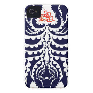 MAZO by smokeINbrains Case-Mate iPhone 4 Case
