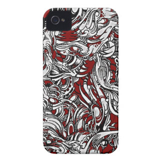 MAZO by smokeINbrains iPhone 4 Case-Mate Case