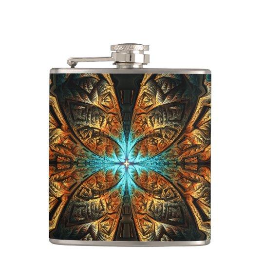 Maztec Charm Hip Flask