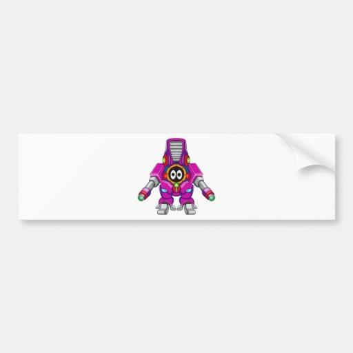 Mazzinglant X Bumper Stickers