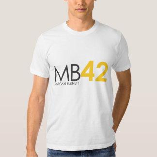 MB42 - T-Shirt - White
