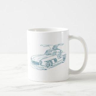 MB 300 SL COFFEE MUG