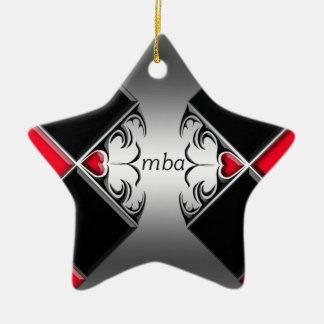mba christmas ornament