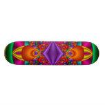 MBF 6676 Skateboard