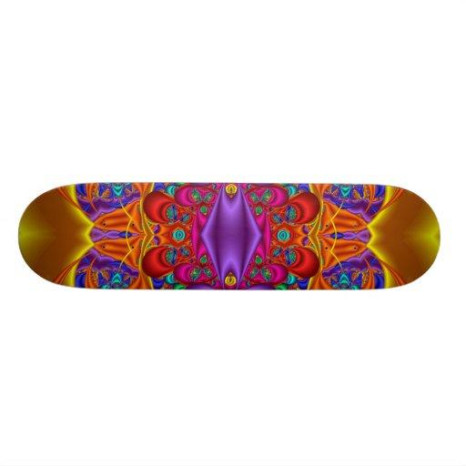 MBF 6693 Skateboard