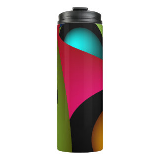 MBL fractal 96 Thermal Tumbler