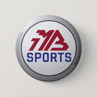 MBLogo 6 Cm Round Badge