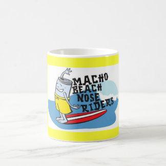 mbnr basic white mug
