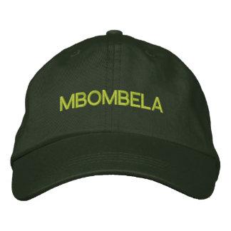 Mbombela Cap Embroidered Cap