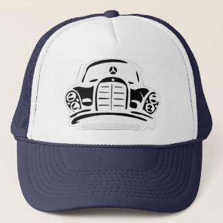 MBZ Hat Navy