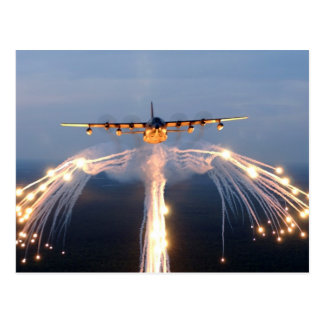 Mc-130 Postcard