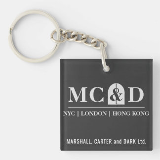 MC&D Ltd. keyholder [SCP Foundation] Key Ring