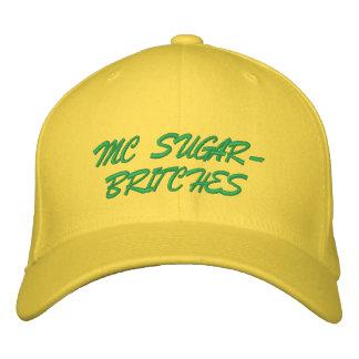 MC SUGAR-BRITCHES BASEBALL CAP
