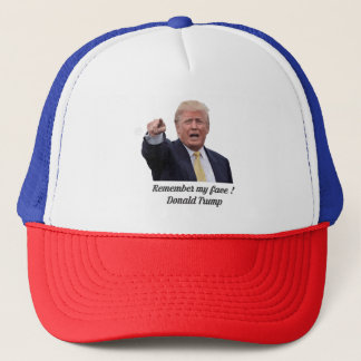 MC Trump Hat
