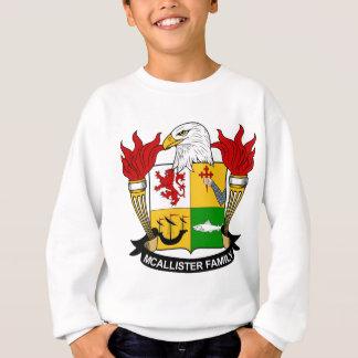 McAllister Family Crest Sweatshirt