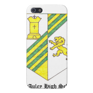 McAuley High School Crest Covers For iPhone 5