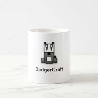 McBadgerCraft - Plain Mug