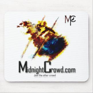 mcburned mouse pad