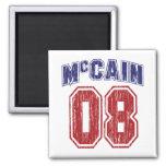 McCain 08 Vintage Magnet