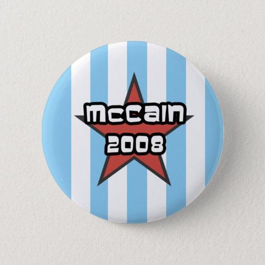 mccain 2008 button