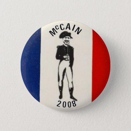 McCain 2008 Napoleon Button