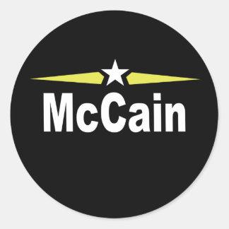 Mccain campaign sticker