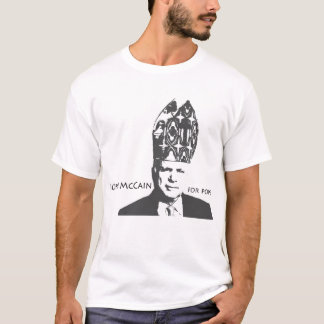 McCain for Pope T-Shirt