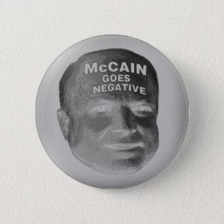 McCain Goes Negative Button