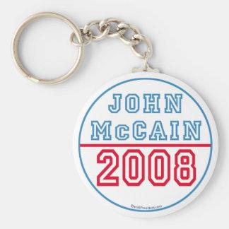 Mccain Keychain