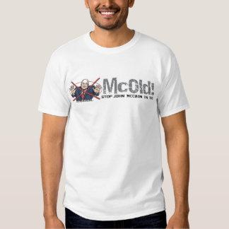 McCain McCan't Tees