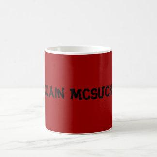 McCain McSUCKS!!! Basic White Mug