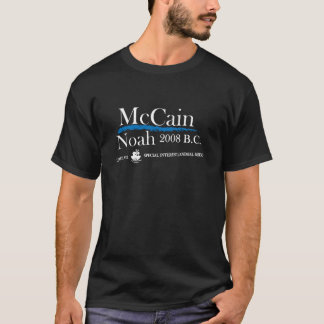McCain/Noah 2008 T-Shirt