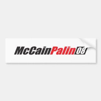 McCain Palin 08 Bumper Stickers