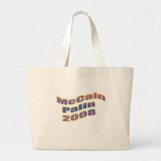 mccain palin 2008 bags