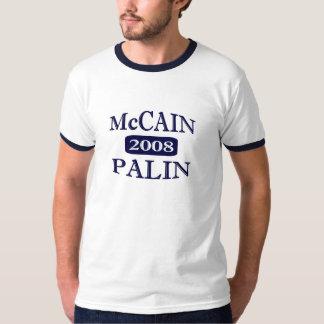 McCAIN PALIN 2008 banded T-Shirt