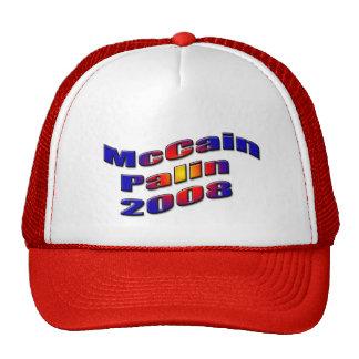 mccain palin 2008 cap