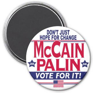 McCain Palin 2008 Magnet