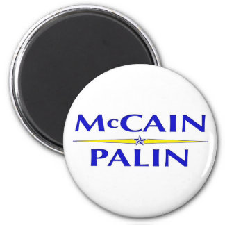 McCain Palin 2008 Presidential Election Magnet